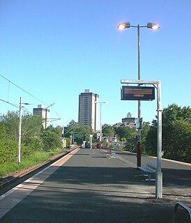 Shawlands railway station