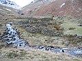 Sheepfold by Red Tarn Beck - geograph.org.uk - 1691561.jpg
