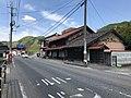 Shimane Prefectural Road No.13 in Morimura, Tsuwano, Kanoashi, Shimane 4.jpg