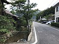 Shimane Prefectural Road No.13 near Shimbashi Bridge.jpg