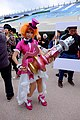 Shiuan as Petz Route Princess Roge, Knights of Girls at FF25 20150131.jpg