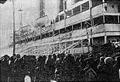 Shokichi Yamamoto leaving Yokohama by SS Siberia Maru.png