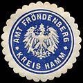 Siegelmarke Amt Fröndenberg-Kreis Hamm W0253423.jpg