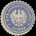 Siegelmarke K.Pr. Erbsch. Steuer-Amt Altona W0325959.jpg