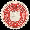 Siegelmarke Magistrat Stadt Hadmersleben W0209379.jpg