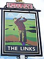 Sign for the Links Hotel - geograph.org.uk - 1328699.jpg
