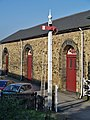Signal at Castlecroft Goods Shed Bury East Lancashire Railway.jpg
