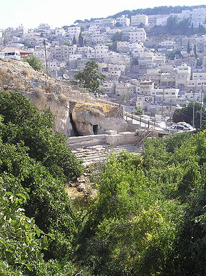 Silwan - Pool of Siloam