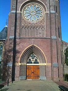 Sint nicolaaskerk sint nicolaasga wikipedia for Waterijsje sint nicolaasga