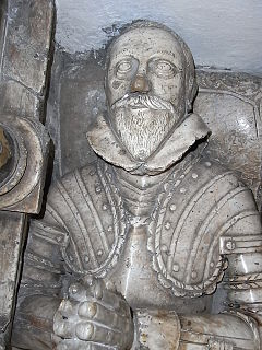 Richard Berkeley (died 1604) politician