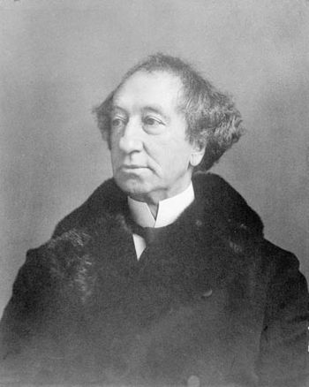 Portrait of Sir John Alexander Macdonald