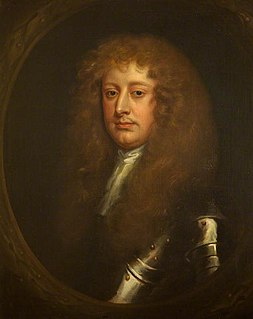 John Talbot of Lacock English politician and general (1630-1714)