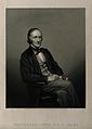 Sir Richard Owen. Stipple engraving by D. J. Pound, 1861, af Wellcome V0004396EL.jpg