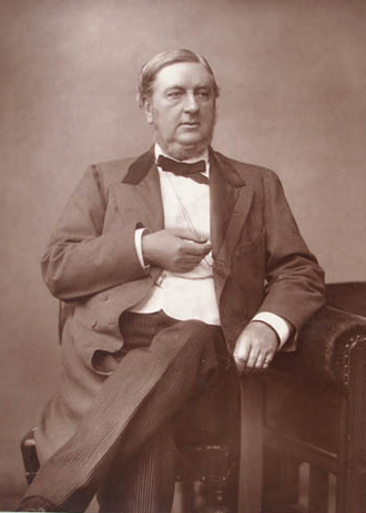 William Vernon Harcourt (politician) - Sir William Harcourt in 1890.
