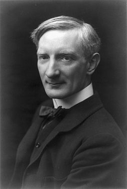 William Beveridge's 1942 report Social Insurance and Allied Services (known as the Beveridge Report) served as the basis for the post-World War II welfare state Sir W.H. Beveridge, head-and-shoulders portrait, facing left.jpg
