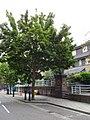 Site of Anchor Brewery Park Street Southwark London SE1.jpg