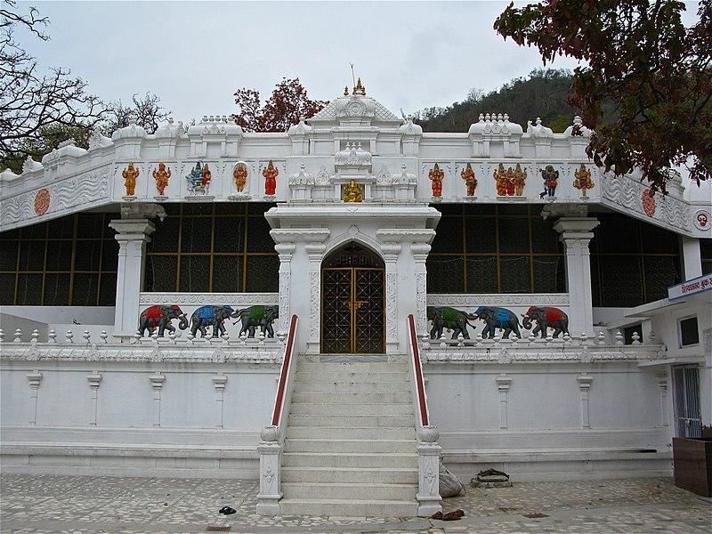 File:Sivananda Temple, Divine Life Society, Muni Ki Reti, Rishikesh.jpg
