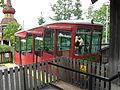 Skansens bergbana - carriage at the upper station.jpg