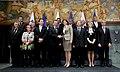 Skupinska fotografija 11. slovenske vlade s predsednikom državnega zbora.jpg