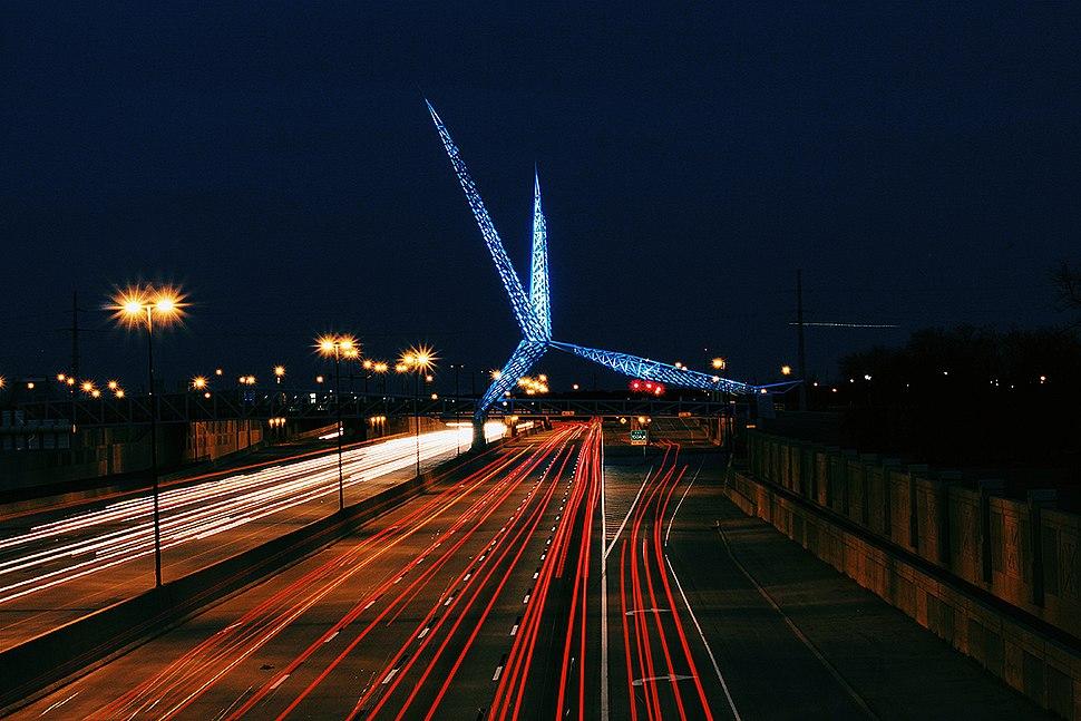 Skydance Bridge OKC