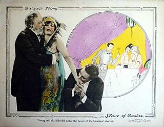 <i>Slave of Desire</i> 1923 film