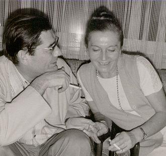 Herbert Thomas Mandl - Slavi and Tommy Mandl in 1978