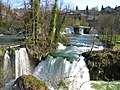 Slunj, Rastoke, waterfalls of the Slunjcica river.JPG