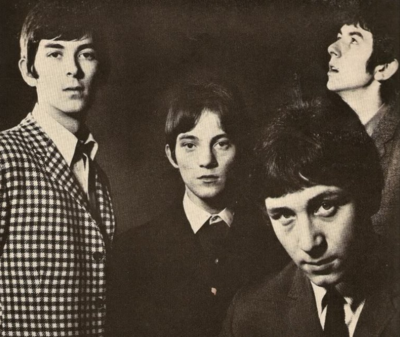 Picture of a band or musician: Small Faces