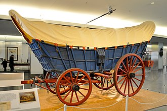 Conestoga wagon - Conestoga wagon