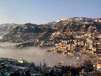 Snowfall solan city.jpg