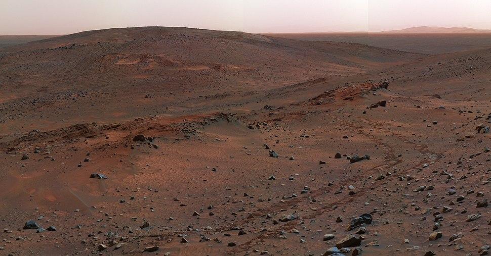 Sol454 Marte spirit
