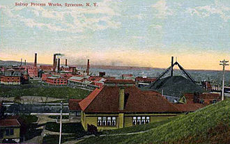 Solvay Process Company - Solvay Process Company - about 1900