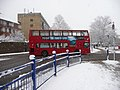 Southgate in the snow - geograph.org.uk - 1649073.jpg