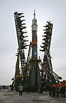 Soyuz TMA-4 at the Gagarin's Start.jpg