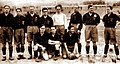 Spanish national football team before the match against Mexico on the 1928 Summer Olympics in Amsterdam, 30.05.1928.jpg