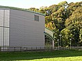 Sports Centre and Trees - geograph.org.uk - 338429.jpg