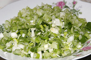 Scallion - Chopped scallions