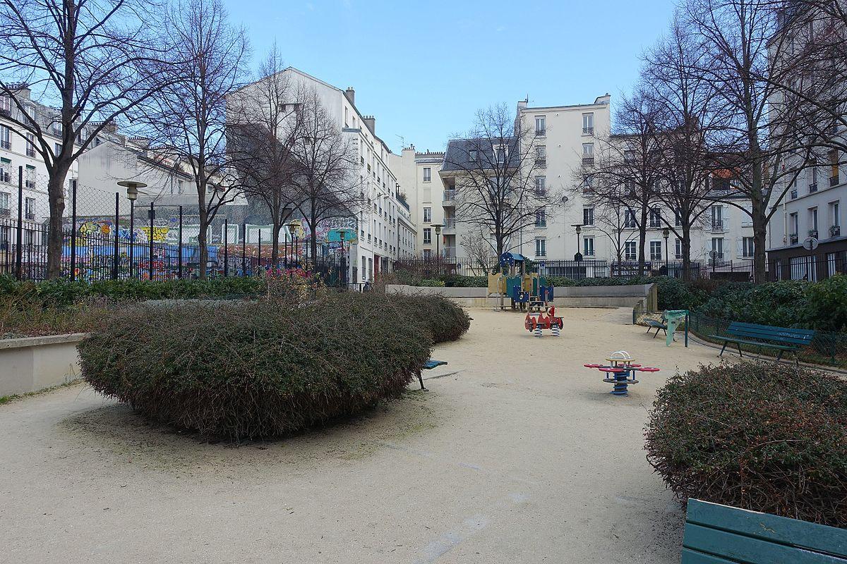 square des jardiniers wikip dia