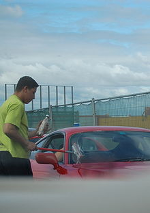 Cars For Kids >> Squeegee man - Wikipedia