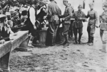 Srpski dobrovoljački korpus spasava narod na Drini 1942 godine 3.png