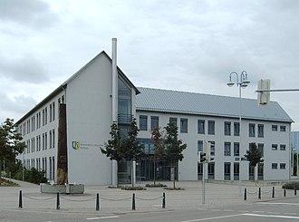 Sankt Leon-Rot - Town hall