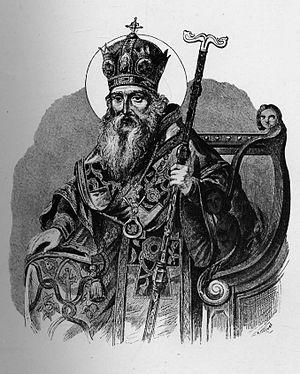 Athanasius III of Constantinople - Image: St. Afanasy Lubensky