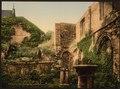 St. Bavon Abbey, the Virgin's Crypt, Ghent, Belgium-LCCN2001697938.tif