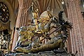 St. George and the Dragon, 1489, Storkyrkan, Stockholm (4) (35462195263).jpg