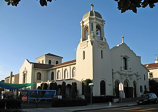 Basilica of St. Joseph, Alameda United States historic place