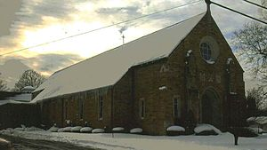 Roman Catholic Diocese of Buffalo - St. Joseph Church, Gowanda, New York, 2007