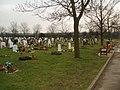 St. Luke's Cemetery, Bromley, Kent - geograph.org.uk - 137081.jpg