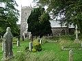 St. Petroc's church and churchyard, Harford - geograph.org.uk - 1419073.jpg