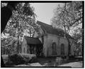 St. Thomas and St. Dennis Church, 1507 Cainhoy Road, Wando, Berkeley County, SC HABS SC,8-WAND.V,1-3.tif