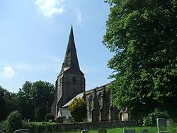 St Andrew's Church i Bebington